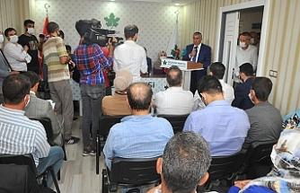 Gelecek Partisi Urfa'da seçim heyecanı yaşandı