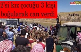 Urfa'da facia! 3 kişi hayatını kaybetti
