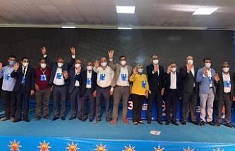 AK Parti Eyyübiye yönetimi belli oldu