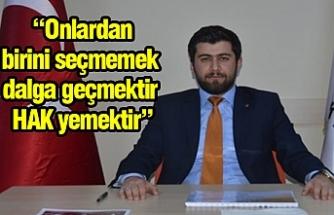 Ertürk, Urfa'daki o atamaya tepki gösterdi!