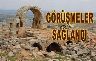 Mezopotamya'ya turist akacak...