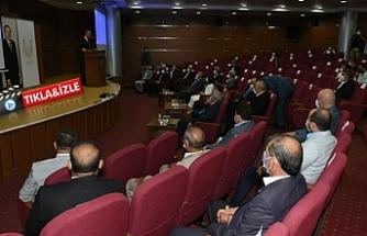 Turizm adına Urfa'da önemli bir toplantı gerçekleşti