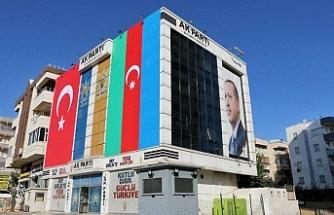 AK Parti'den Azerbaycan'a destek