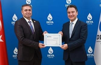 DEVA Partisi Urfa'da kongre tarihi netleşti