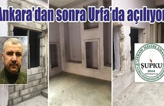 Eyyübiye ilçesinde inşaatı devam ediyor