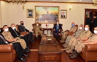 Jandarma Genel Komutanı Urfa'da...
