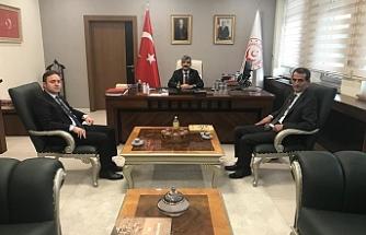 Koca'dan Ankara'ya çıkarma