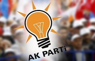 AK Parti'de 9 ilçe başkan adayı belli oldu