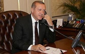 Erdoğan'dan gece yarısı telefonu