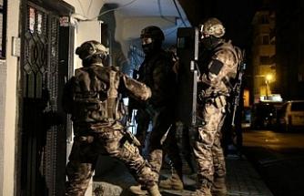 Şafak operasyonu! Başkan yardımcısı da gözaltına alındı