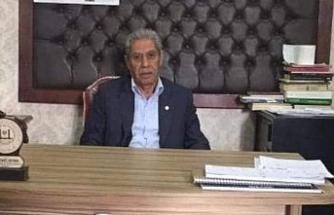 STK Başkanı Corona'dan öldü