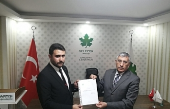 Viranşehir'de şok istifa...