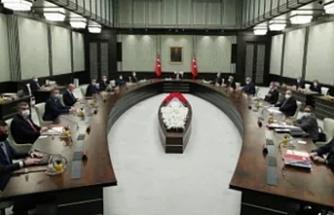 Yeni tedbirler masada! Kabine Toplantısı başladı