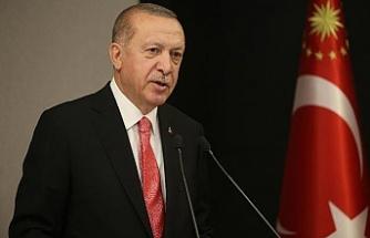 Erdoğan, Çakmak'ı tebrik etti...