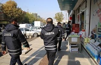 Haliliye'de pandemi tedbirleri arttırıldı