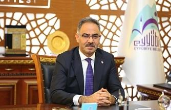 Mehmet Kuş'tan yeni yıl mesajı