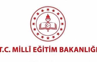 Milli Eğitim Bakanlığından son dakika açıklaması