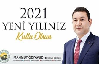 Özyavuz'dan yeni yıl mesajı