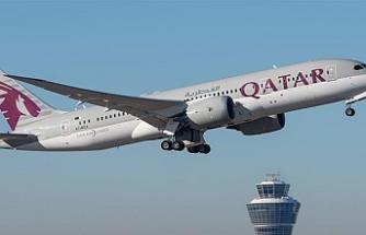 Katar uçağı Şanlıurfa'ya acil iniş yaptı