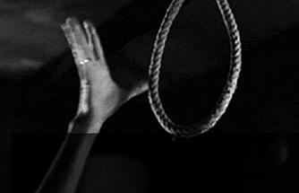 Karaköprü'de intihar!