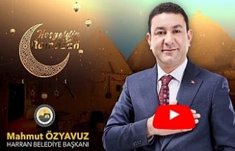 Özyavuz'dan Ramazan mesajı...