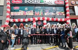 TORKU'nun Şanlıurfa satış mağazası açıldı..