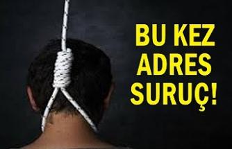 Urfa'da bir intihar daha..