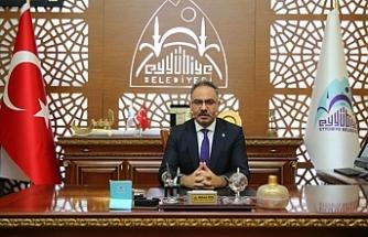 Başkan Kuş Ramazan Bayramı'nı Kutladı
