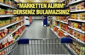 Marketler o ürünleri satamayacak