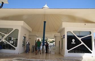 Büyükşehir Halfeti'de hazırlıklarını sürdürüyor