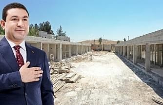 Harran'da bir projede daha sona gelindi