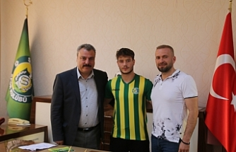Urfaspor'da bir transfer daha...