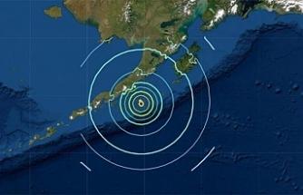 ABD'de 8.2 şiddetinde deprem!