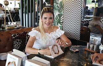 Urfalı Yazar, Antep'te okurlarıyla buluştu