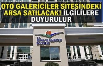 Çevre Bakanlığı Urfa'da arsa satıyor!...