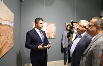 Göbeklitepe sergisi İzmir'de yoğun ilgi gördü