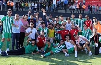 Karaköprü, Türkiye Kupası'na iyi başladı