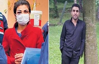 Öldüresiye döven kocasını bıçaklayarak öldürdü