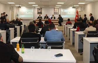 AK Partili Başkanlar Şırnak'ta buluştu