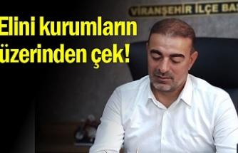 AK Partili Vekille ilgili sert açıklamada bulundu!