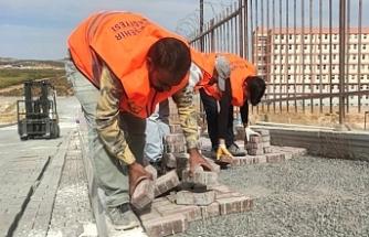 BŞB kentin dört bir yanında çalışmalarını sürdürüyor