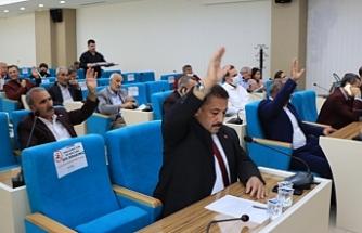 Büyükşehir Belediye Meclisi'nde Viranşehir kararı!