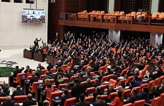 CHP ve HDP yok desede TEZKERE Meclisten geçti
