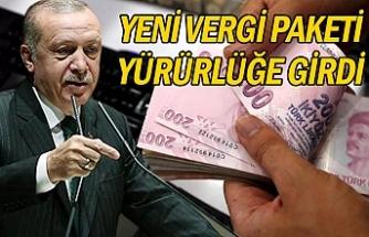 Erdoğan'a ÖTV'leri 3 kat artırma yetkisi verildi