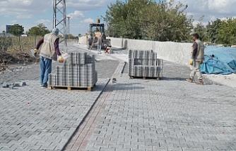 Haliliye Belediyesi kırsaldaki çalışmalarını sürdürüyor