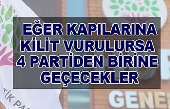 HDP'de plan hazır!