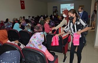 Siverek'te kadınlara özel seminer verildi