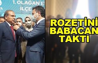 Urfa'da Meclis Üyesi Kızılelma DEVA'ya geçti