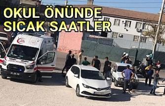 Urfa'da polis torbacıyı silahla vurdu!
