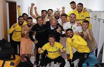 Urfaspor Karacabey'i bu kez kupada avladı